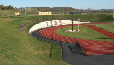 athletic field design, installation and maintenance