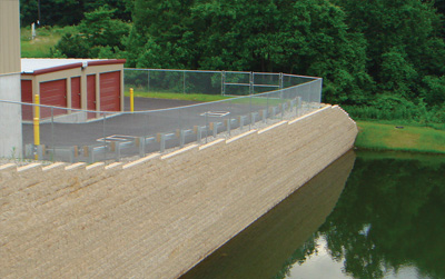 Commercial Retaining Wall Design, Engineering and Installation