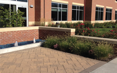 commercial landscape installation york, pa